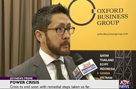 Rob Tashima discusses economic growth in Ghana