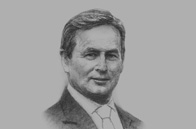 Sketch of <p>Enda Kenny, Prime Minister of Ireland</p>