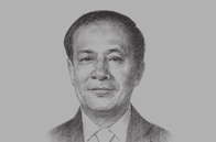 Sketch of <p>Le Luong Minh, Secretary-General, ASEAN&nbsp;</p>