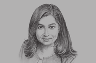 Sketch of <p>Atsi Sheth, Associate Managing Director, Moody's Investors Service</p>