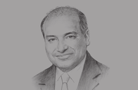 Sketch of <p>Suma Chakrabarti, President, the European Bank for Reconstruction and Development (EBRD)&nbsp;</p>