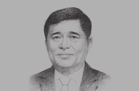 Sketch of <p>Nguyen Chi Dung, Minister of Planning and Investment</p>