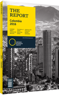 Cover of The Report: Colombia 2016
