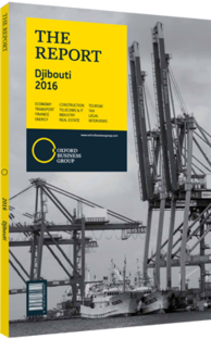 Cover of The Report: Djibouti 2016